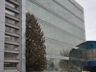 Stiklo fasadai
